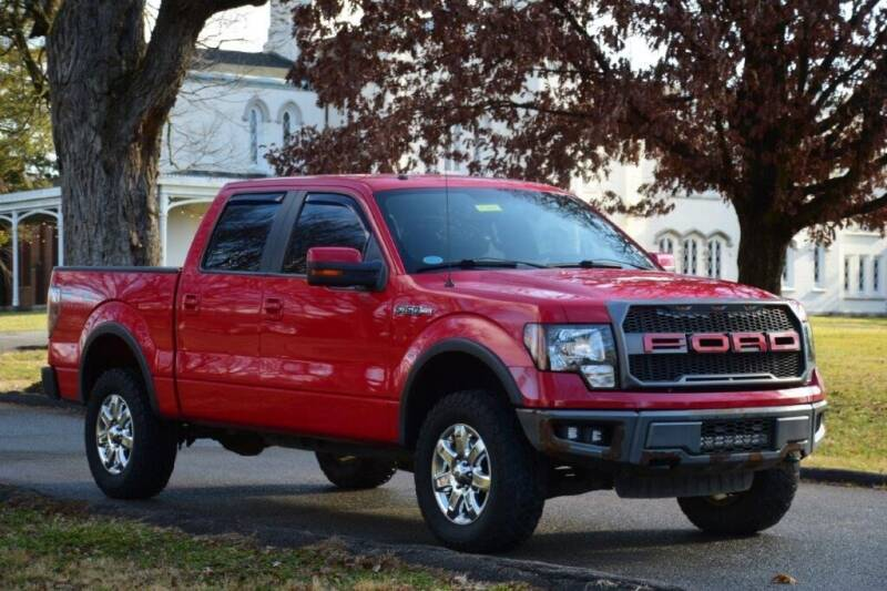 2010 Ford F-150 for sale at Digital Auto in Lexington KY