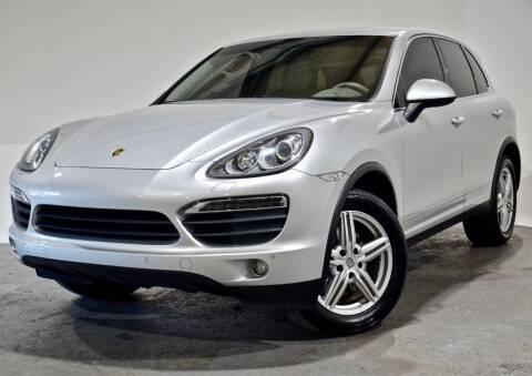 2012 Porsche Cayenne for sale at Carxoom in Marietta GA