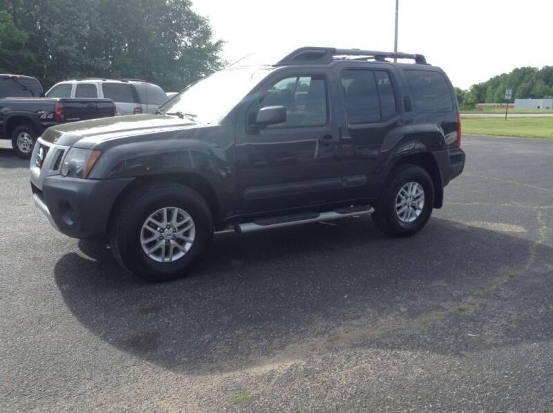 2014 Nissan Xterra for sale at Darryl's Trenton Auto Sales in Trenton TN