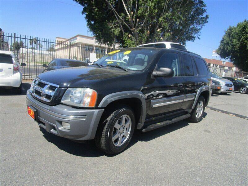 2004 Isuzu Ascender for sale in Panorama City, CA