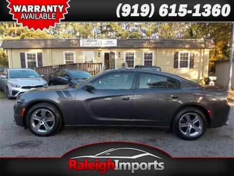2015 Dodge Charger for sale at Raleigh Imports in Raleigh NC