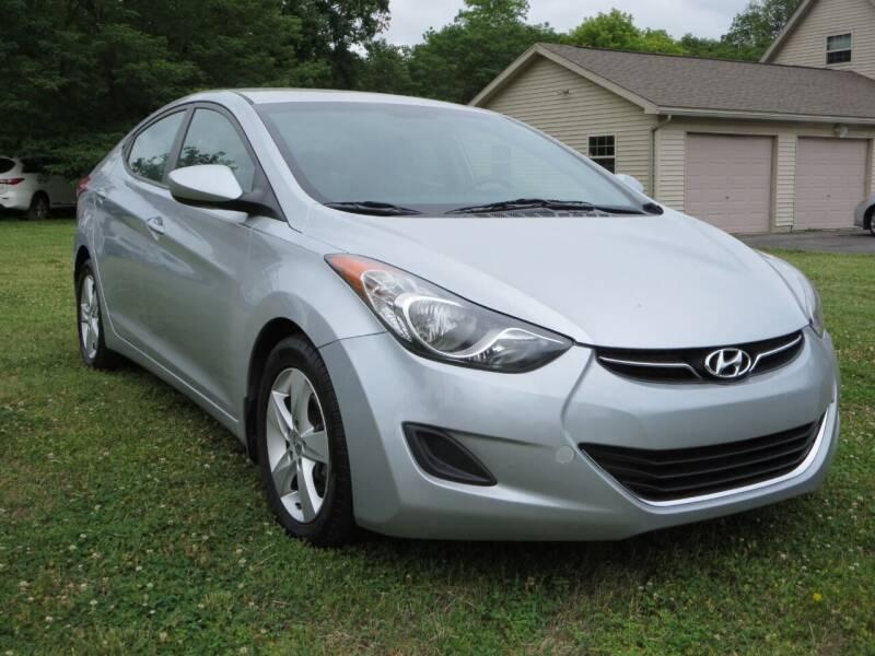 2013 Hyundai Elantra for sale at Star Automotors in Odessa DE