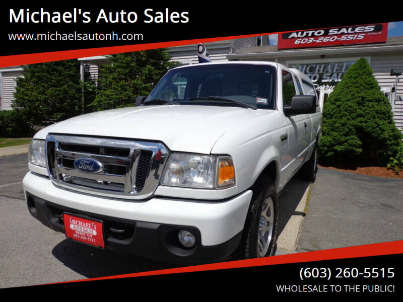 2011 Ford Ranger for sale at Michael's Auto Sales in Derry NH