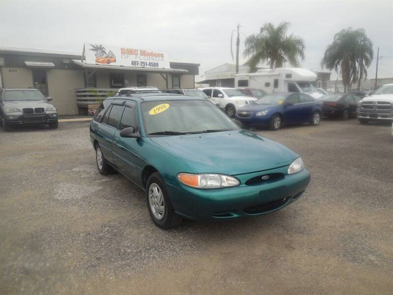 1998 Ford Escort for sale at DMC Motors of Florida in Orlando FL