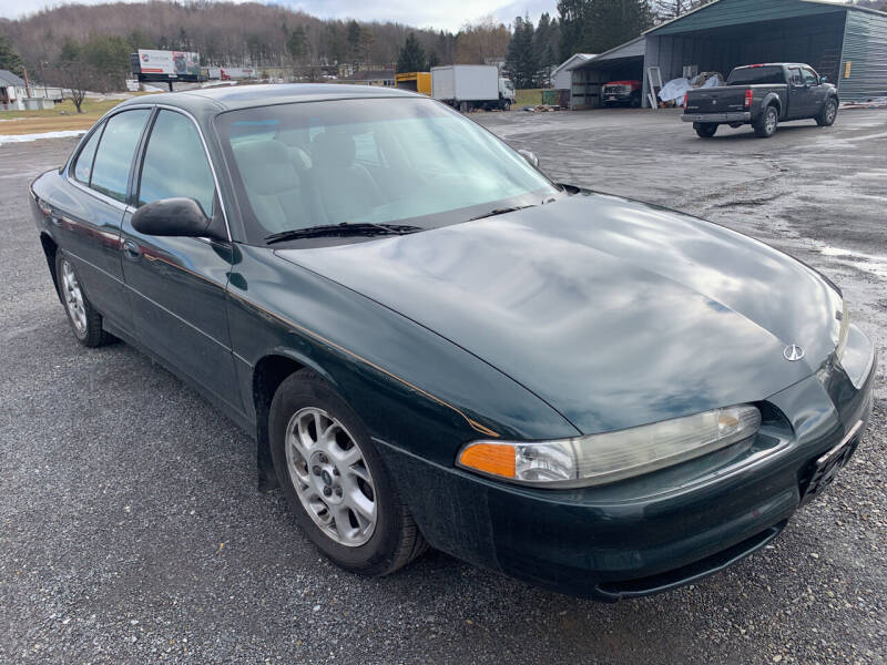 2000 Oldsmobile Intrigue for sale at BURNWORTH AUTO INC in Windber PA