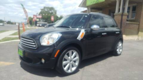 2012 MINI Cooper Countryman for sale at Everett Automotive Group in Pleasant Grove UT