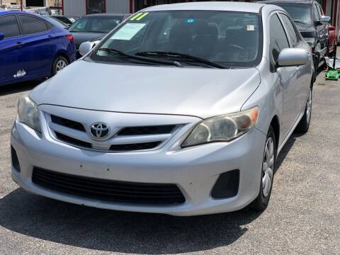 2011 Toyota Corolla for sale at K Town Auto in Killeen TX