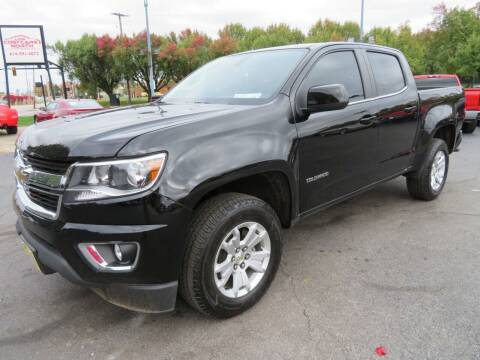 2019 Chevrolet Colorado for sale at Low Cost Cars North in Whitehall OH