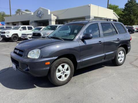 2005 Hyundai Santa Fe for sale at Beutler Auto Sales in Clearfield UT