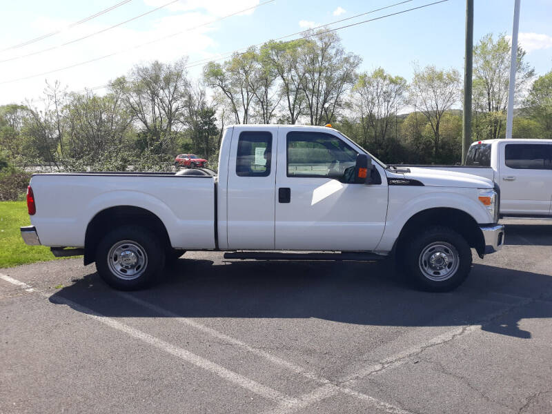 2015 Ford F-250 Super Duty for sale at Feduke Auto Outlet in Vestal NY