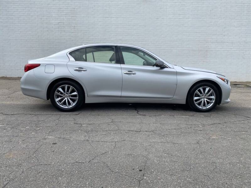 2015 Infiniti Q50 for sale at Smart Chevrolet in Madison NC