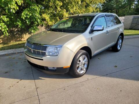 2010 Lincoln MKX for sale at Harold Cummings Auto Sales in Henderson KY
