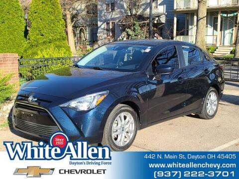 2017 Toyota Yaris iA for sale at WHITE-ALLEN CHEVROLET in Dayton OH