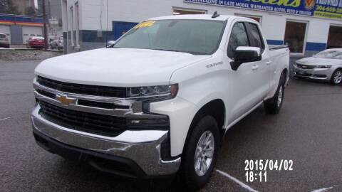 2019 Chevrolet Silverado 1500 for sale at Allen's Pre-Owned Autos in Pennsboro WV