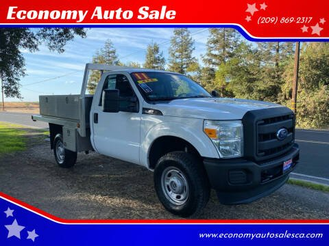 2011 Ford F-350 Super Duty for sale at Economy Auto Sale in Modesto CA