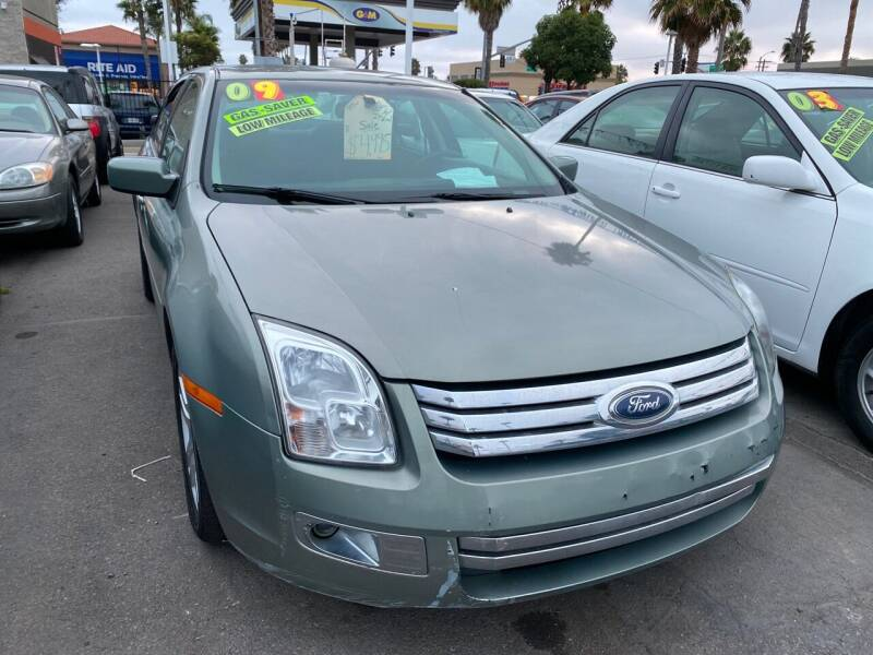 2009 Ford Fusion for sale at North County Auto in Oceanside CA