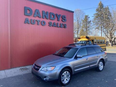2009 Subaru Outback for sale at Dandy's Auto Sales in Forest Lake MN