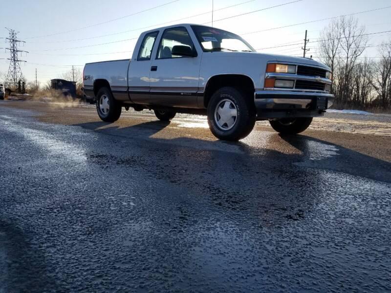 1998 Chevrolet C/K 1500 Series  - West Seneca NY