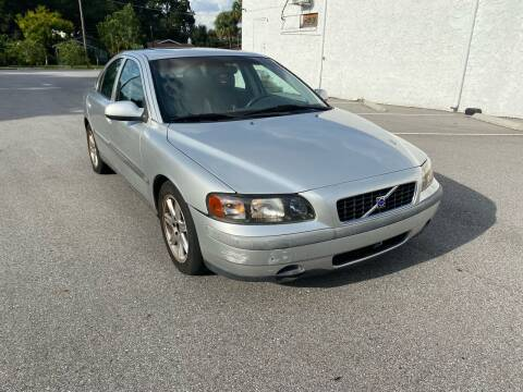2002 Volvo S60 for sale at LUXURY AUTO MALL in Tampa FL