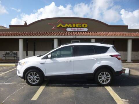 2017 Ford Escape for sale at AMIGO AUTO SALES in Kingsville TX