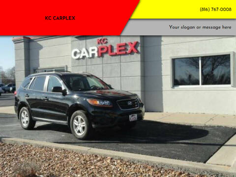 2011 Hyundai Santa Fe for sale at KC Carplex in Grandview MO