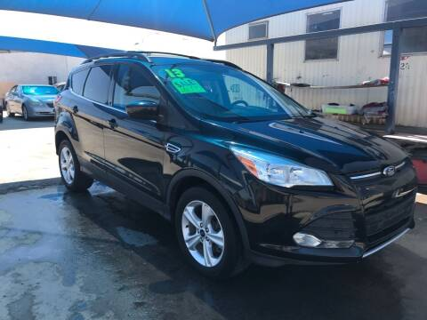 2013 Ford Escape for sale at Autos Montes in Socorro TX