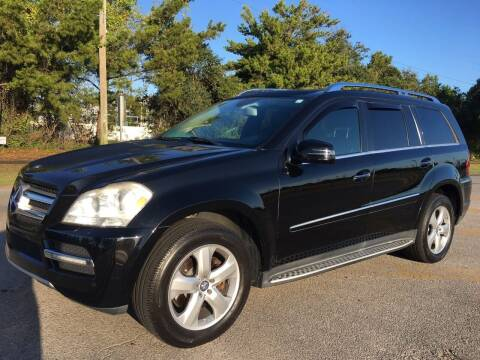 2012 Mercedes-Benz GL-Class for sale at Gulf Financial Solutions Inc DBA GFS Autos in Panama City Beach FL