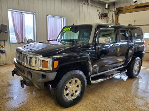 2006 HUMMER H3 for sale at Sand's Auto Sales in Cambridge MN