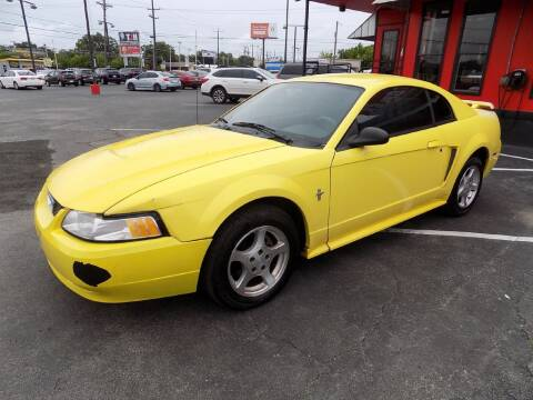 2003 Ford Mustang for sale at Kelley Autoplex in San Antonio TX