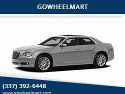 2012 Chrysler 300 for sale at GOWHEELMART in Leesville LA