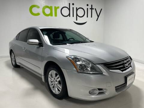 2012 Nissan Altima for sale at Cardipity in Dallas TX