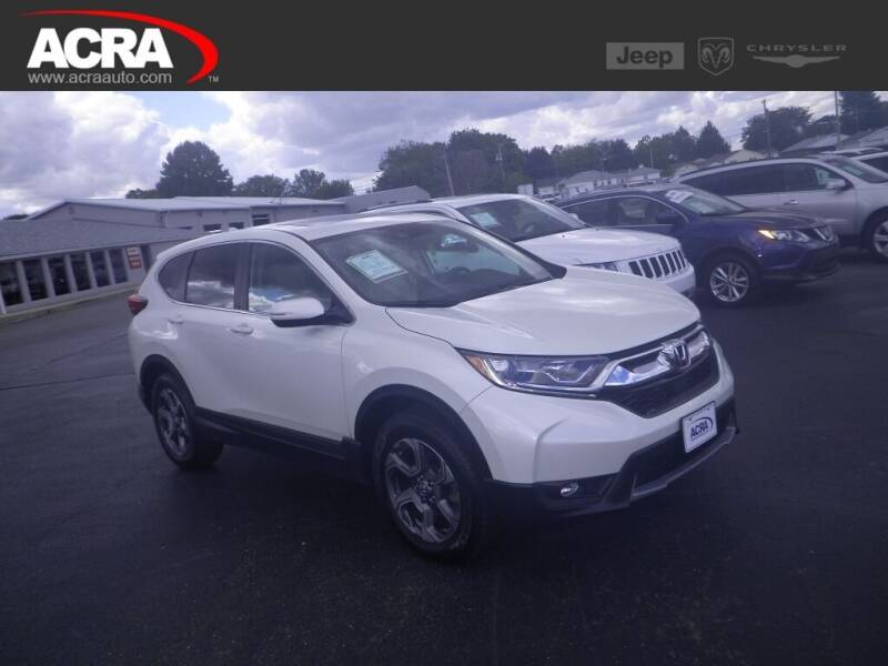 2017 Honda CR-V for sale at BuyRight Auto in Greensburg IN