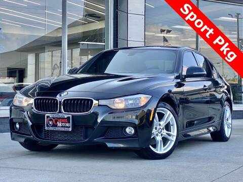 2014 BMW 3 Series for sale at Carmel Motors in Indianapolis IN