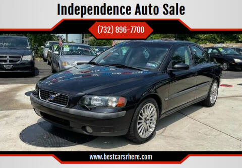 2004 Volvo S60 for sale at Independence Auto Sale in Bordentown NJ