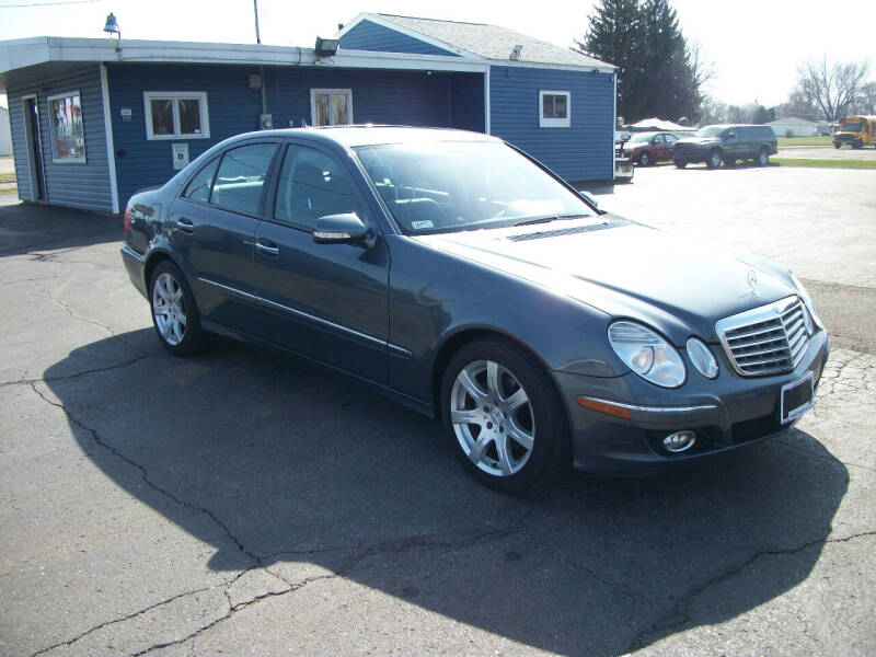 2007 Mercedes-Benz E-Class for sale at USED CAR FACTORY in Janesville WI