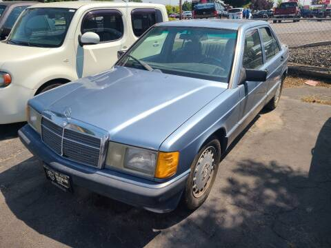 1990 Mercedes-Benz 190-Class for sale at Silverline Auto Boise in Meridian ID