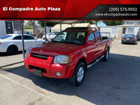 2002 Nissan Frontier for sale at El Compadre Auto Plaza in Modesto CA
