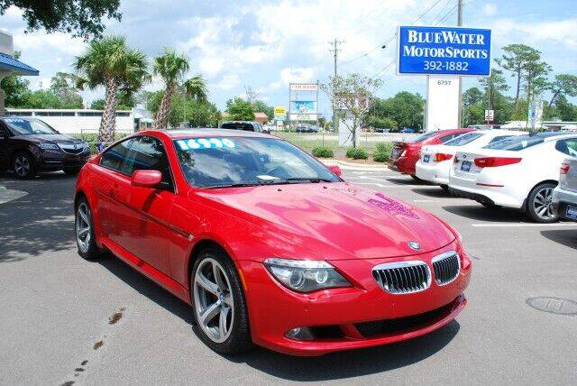 2009 BMW 6 Series for sale at BlueWater MotorSports in Wilmington NC