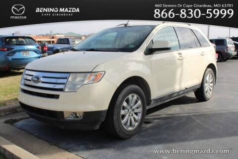 2008 Ford Edge for sale at Bening Mazda in Cape Girardeau MO