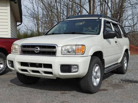 2004 Nissan Pathfinder for sale at Snap Auto in Morganton NC