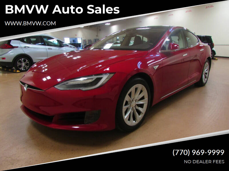 2016 Tesla Model S for sale at BMVW Auto Sales - Electric Vehicles in Union City GA
