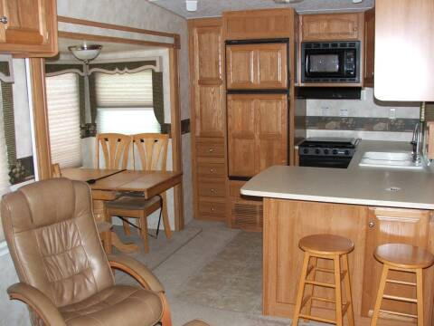 2009 Palomino Sabre 31 RKTS for sale at The Car Guys in Atlantic IA