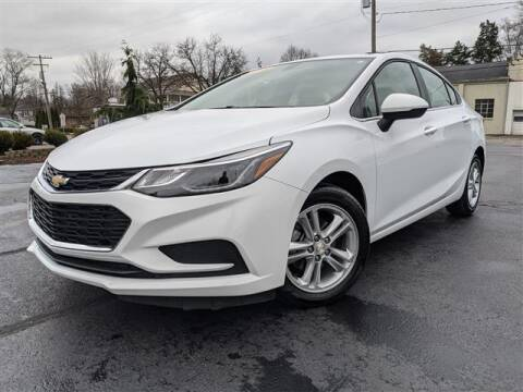 2018 Chevrolet Cruze for sale at GAHANNA AUTO SALES in Gahanna OH