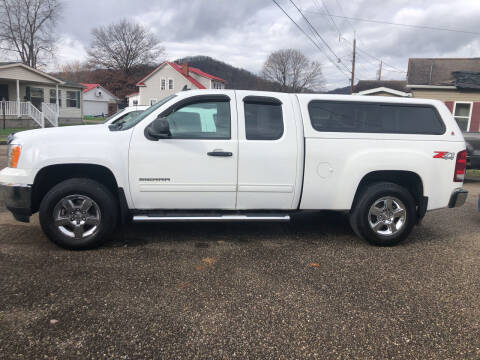 2012 GMC Sierra 1500 for sale at MYERS PRE OWNED AUTOS & POWERSPORTS in Paden City WV