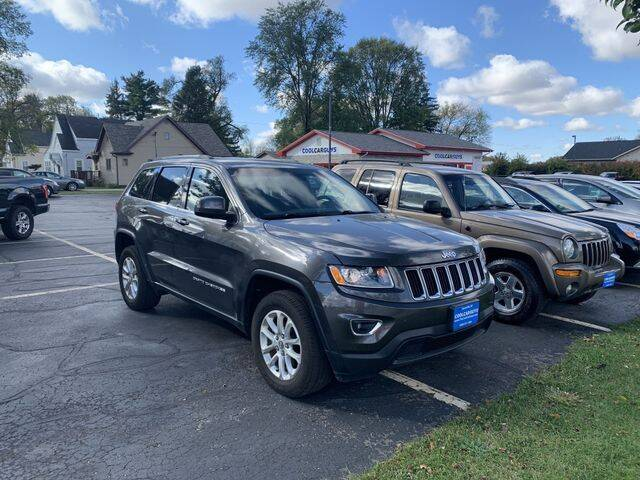 2015 Jeep Grand Cherokee for sale at Cool Car Guys in Janesville WI