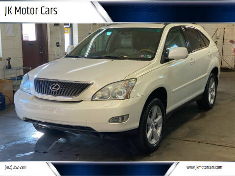 2006 Lexus RX 330 for sale at JK Motor Cars in Pittsburgh PA