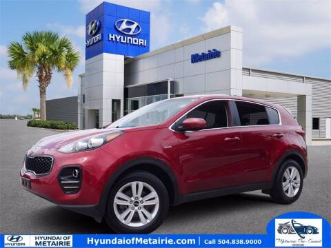 2018 Kia Sportage for sale at Metairie Preowned Superstore in Metairie LA
