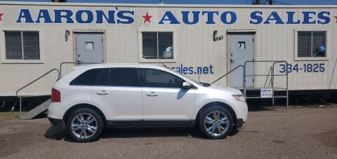2011 Ford Edge for sale at Aaron's Auto Sales in Corpus Christi TX