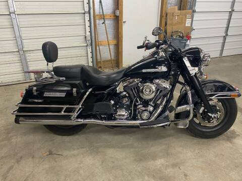 2007 Harley Davidson Road King for sale at CarSmart Auto Group in Orleans IN