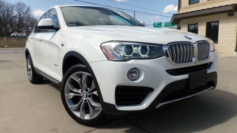 2018 BMW X4 for sale at Prudential Auto Leasing in Hudson OH